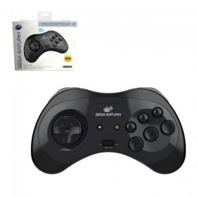SEGA Saturn® Bluetooth® Wireless Control Pad - Black