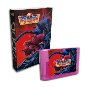 Truxton Collector's Edition - SEGA Genesis/Mega Drive