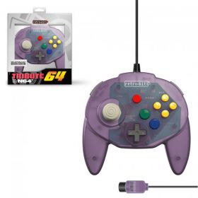 Tribute64 Controller - N64® Port - Atomic Purple