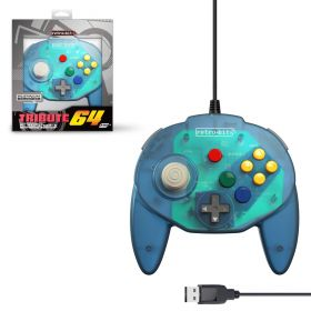 Tribute64 Controller - USB® Port - Ocean Blue