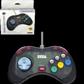 SEGA Saturn Control Pad - Slate Grey