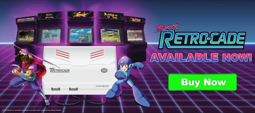 Retro-bit | Homepage