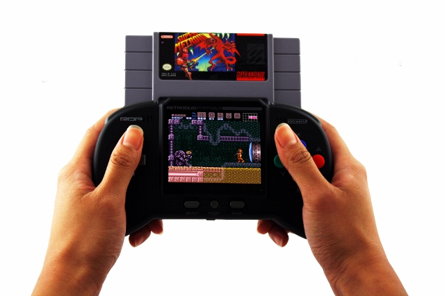 RDP with Super Metroid