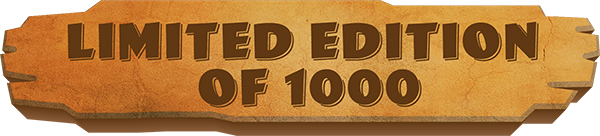 Joe & Mac Limited Edition of 1000