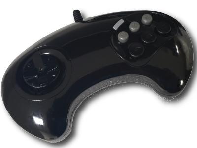 SEGA Genesis, v1, 6-Button