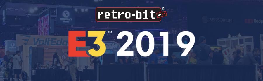 Retro-Bit, E3 2019, Recap