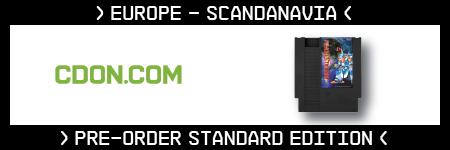 Metal Storm, Standard Edition, NES, Irem, Retro-Bit, Europe, CDON.com
