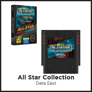Data East, All Star Collection, NES