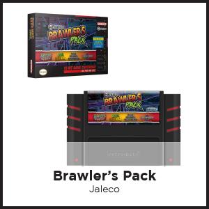 Jaleco, Brawler's Pack, SNES