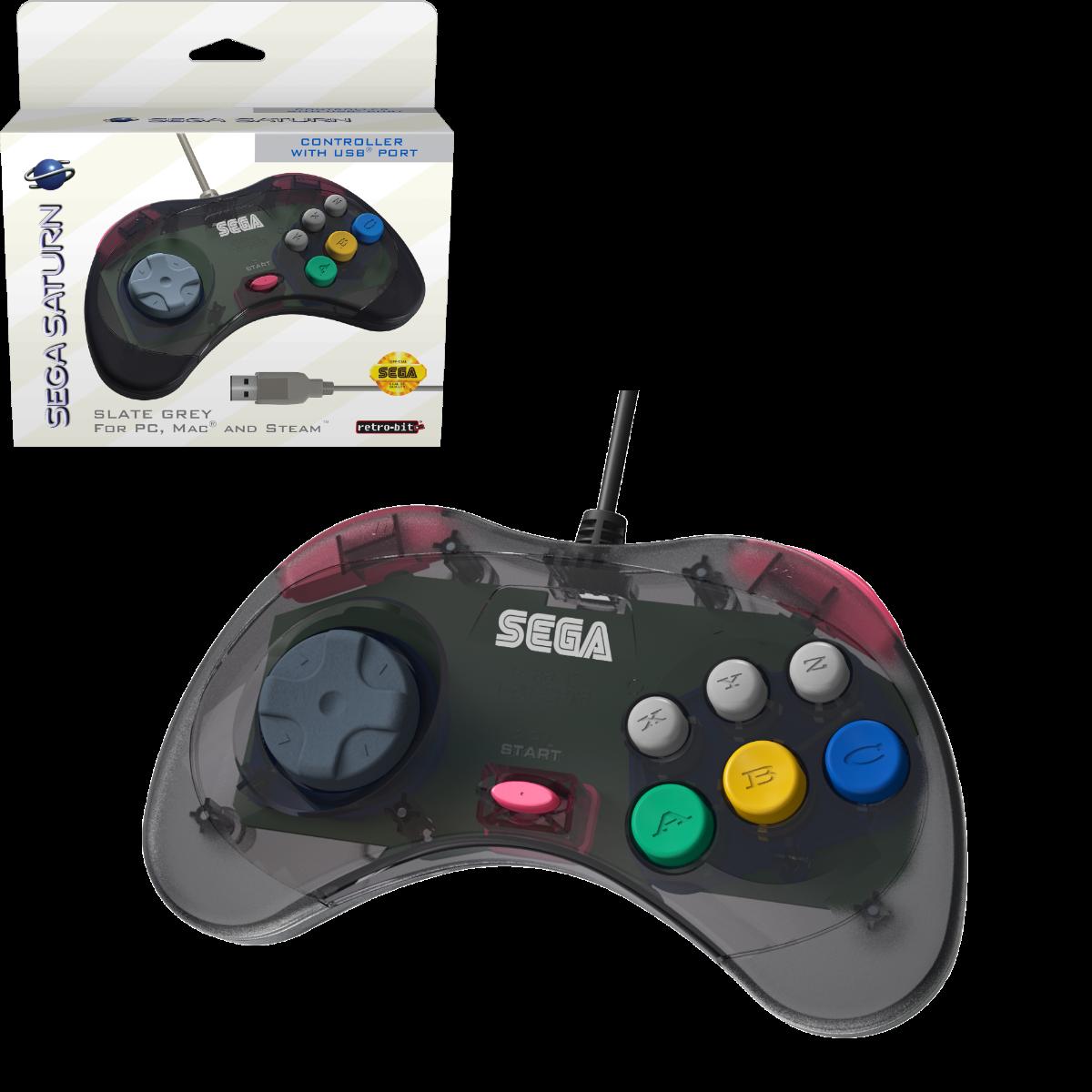 Retro-Bit Officially Licensed SEGA Controllers