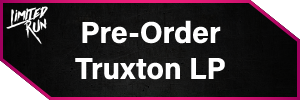 Limited Run Games Truxton LP Pre-Order