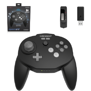 Tribute64 2.4 GHz Wireless Controller - Ultra Edition