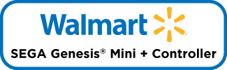 Walmart, Sega Genesis Mini, Retro-Bit, Controller, Bundle