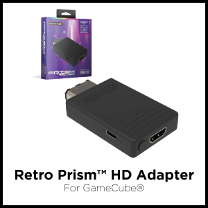 Retro Prism HD Adapter for GCN