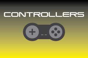 Controllers, dpad, analog, gamepads, pc, usb, nes, snes, genesis, sega, n64, switch