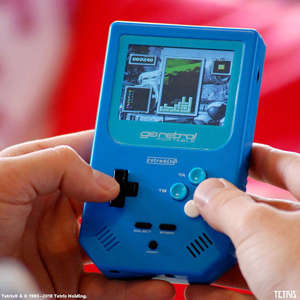Retro Bit Announces Handheld Console Featuring Officially Licensed Games Tetris Mega Man Burgertime Bad Dudes And More