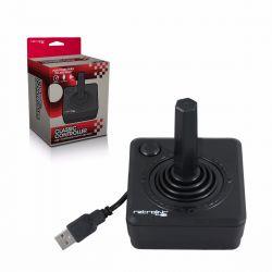 Atari® Style USB® Controller for PC / Mac® (Black)