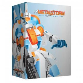 Metal Storm NES® Collector's Edition - Galactic Blue