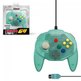 Tribute64 Controller - N64® Port - Sea Salt Ice Cream