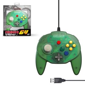 Tribute64 Controller - USB® Port - Forest Green