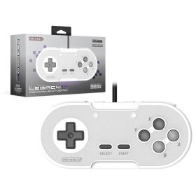 Legacy16 Wired USB Controller - Classic Grey