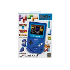Go Retro Portable - Blue