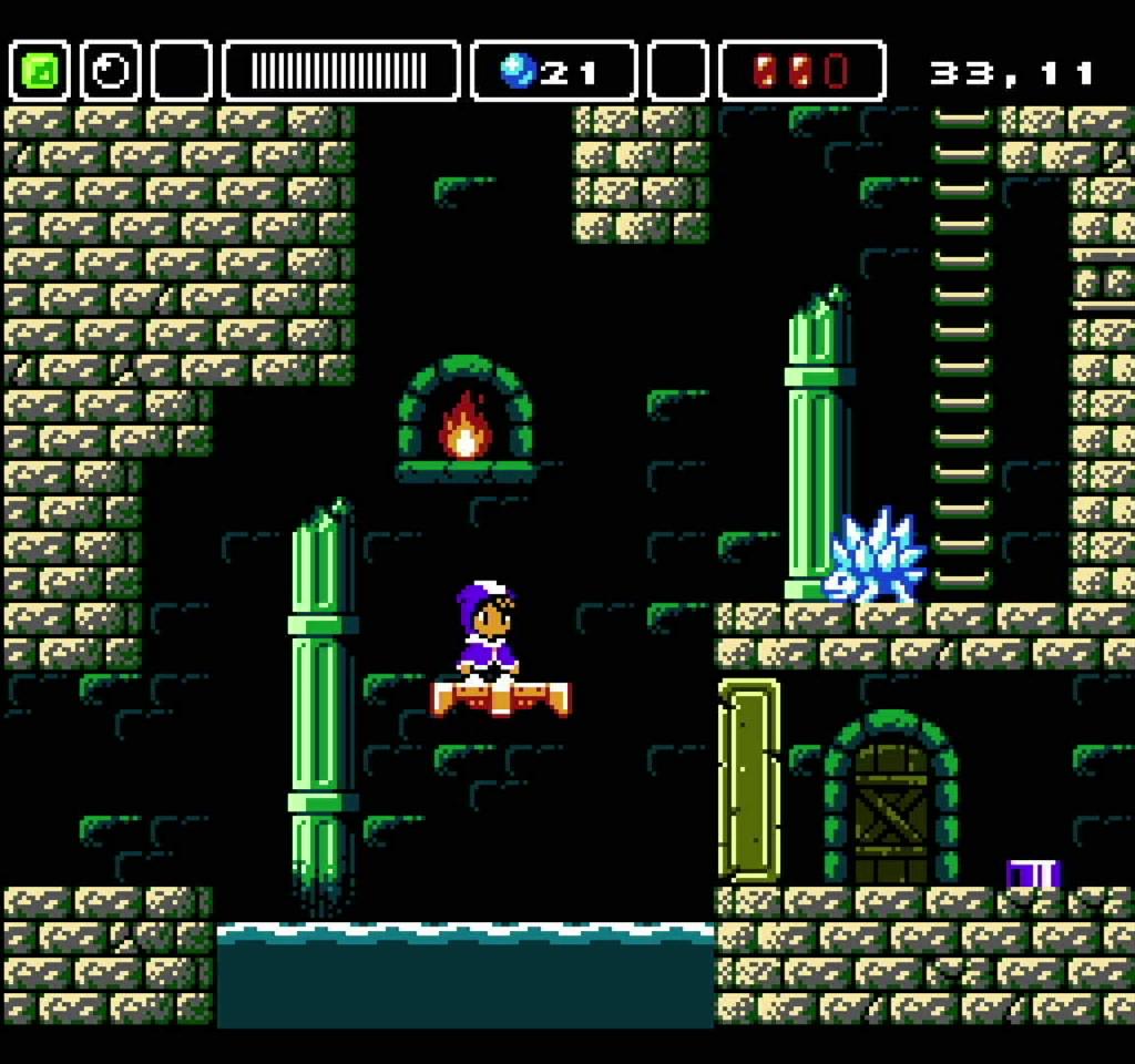 Alwa's Awakening: The 8-Bit Edition - Gameplay 03