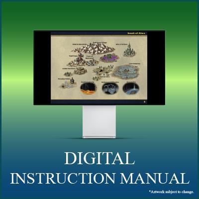 Alwa's Awakening: The 8-Bit Edition Digical - Instruction Manual