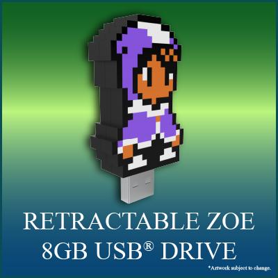 Alwa's Awakening: The 8-Bit Edition Digical - Zoe USB