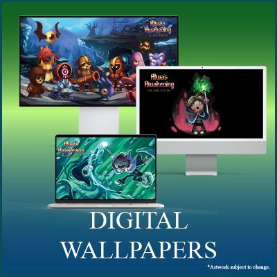 Alwa's Awakening: The 8-Bit Edition Digical - Wallpapers