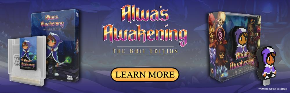 Alwa's Awakening: The 8-Bit Edition - RBP