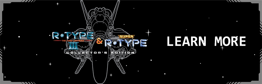 R-Type III, Super R-Type, Irem, Collector's Edition