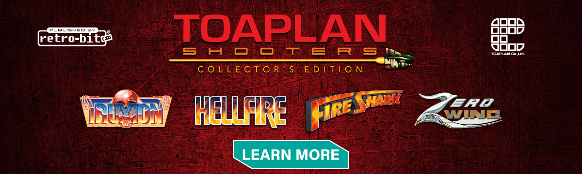 Toaplan Shooters Collector's Edition