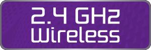 SEGA 2.4 GHz Wireless Controllers