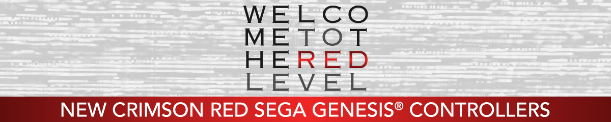 SEGA Crimson Red - WELCOME TO THE RED LEVEL
