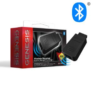 SEGA Genesis Bluetooth Receiver - Black