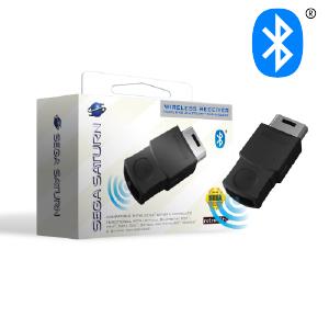 SEGA Saturn Bluetooth Receiver - Black