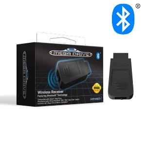 SEGA Megadrive Bluetooth Receiver - Black (EU)