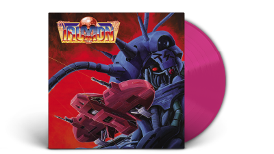 Truxton Soundtrack Vinyl
