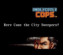 Undercover Cops - Screenshot 01