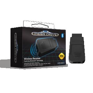 SEGA, Mega Drive, Wireless, Bluetooth, Receiver