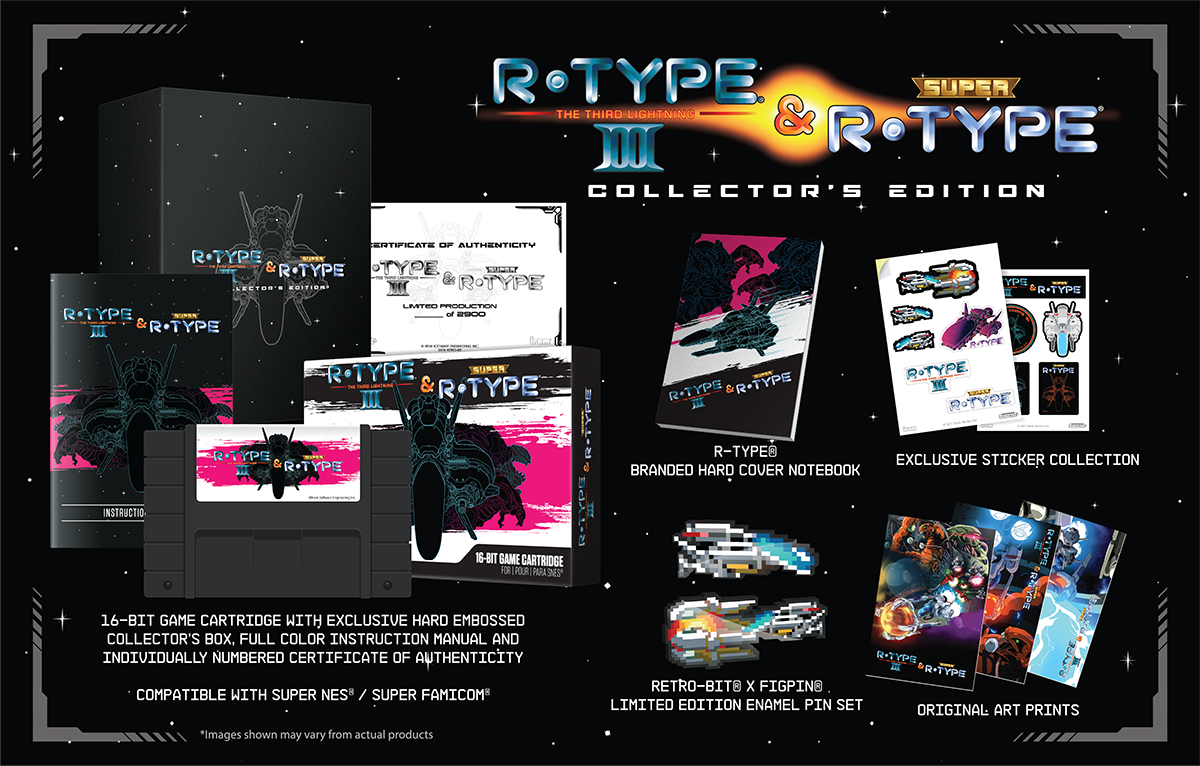 R-Type Collector's Edition