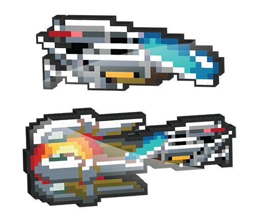 Retro-Bit x FigPin Limited Edition Enamel Pin Set