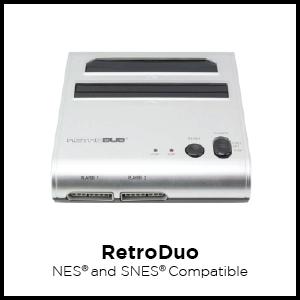 Retro Duo - Instruction Manual