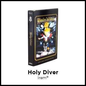Holy Diver, Irem, NES